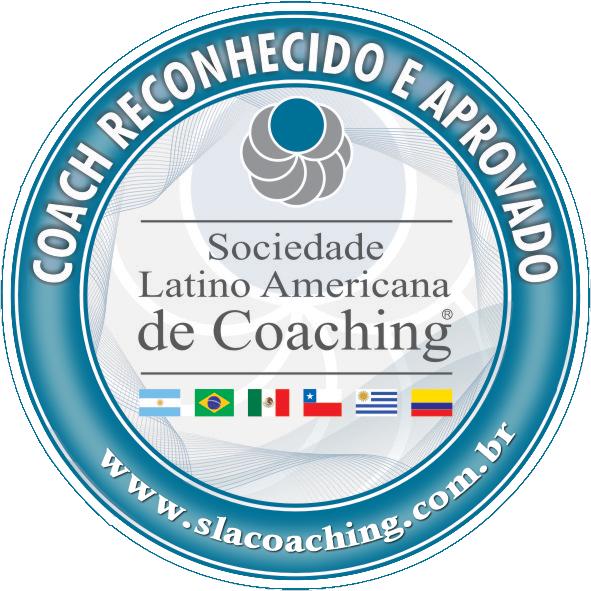 Selo - Coach Reconhecido e Aprovado